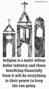 religion is a multi