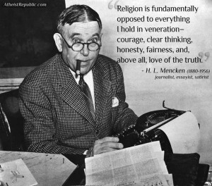 religion is fundamentally