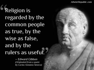 religion is regarded