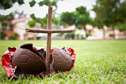 Get over ChristianityJesus Easter Egg