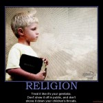 religion..treat it