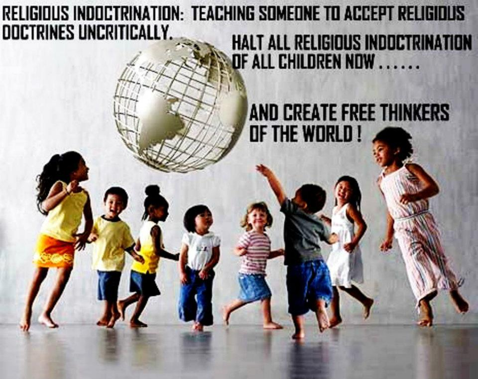 religious indoctrination