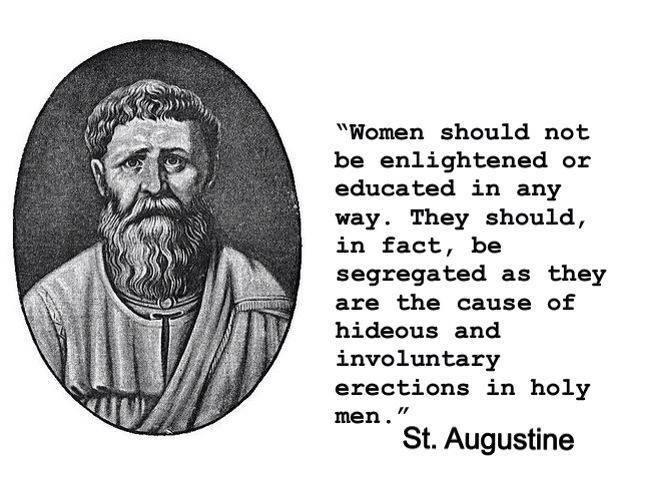 women should not