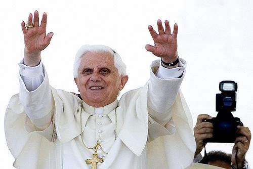Italy - Religion - Pope Benedict XVI