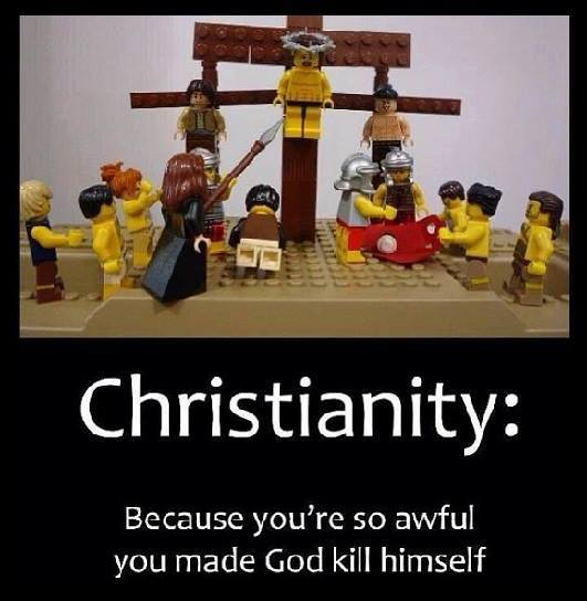Christianity;because