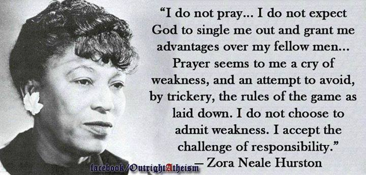 i do not pray
