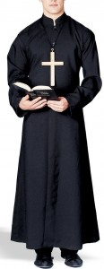 priestly garb